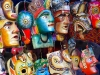 Masks in Chichi Market