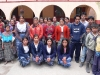 Scholarship Students at Aguas Escondidas